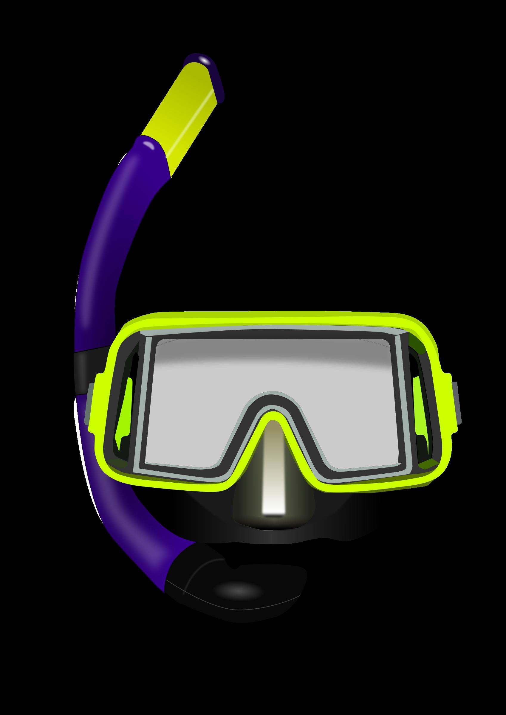 Gear clipart scuba diving. Glasses big image png