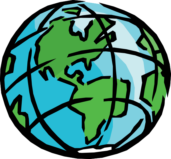 Earth graphics illustrations free. Planeten clipart animated globe