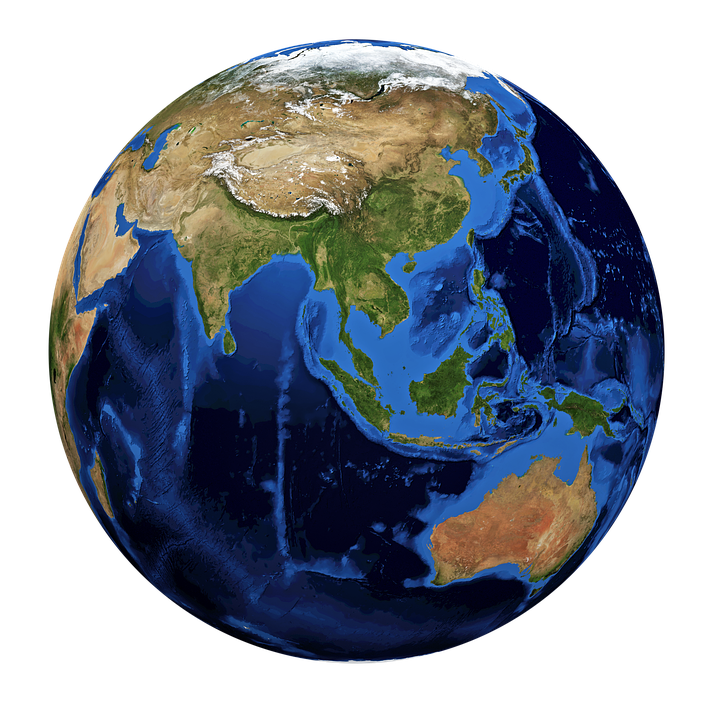 Earth globe shop of. Planet clipart line