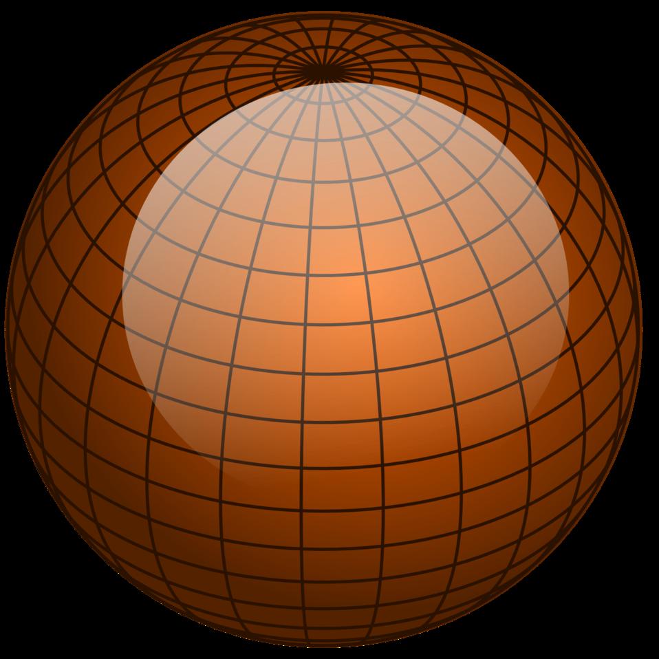 Globe clipart orange. Public domain clip art