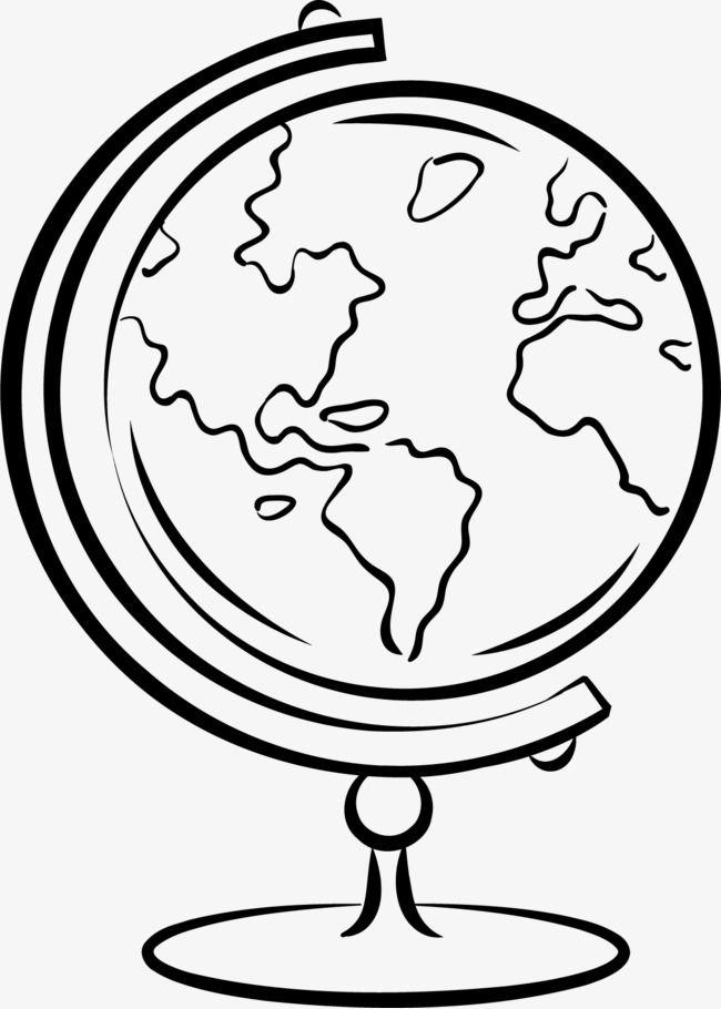 clipart globe black and white clipart globe black and