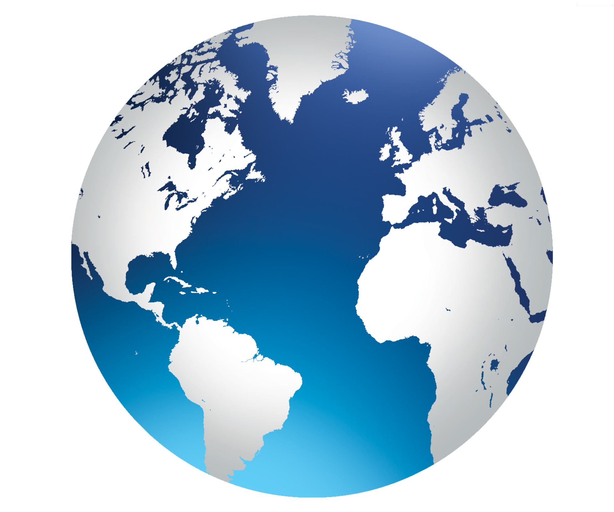 Hd png image of. Clipart world globe north america
