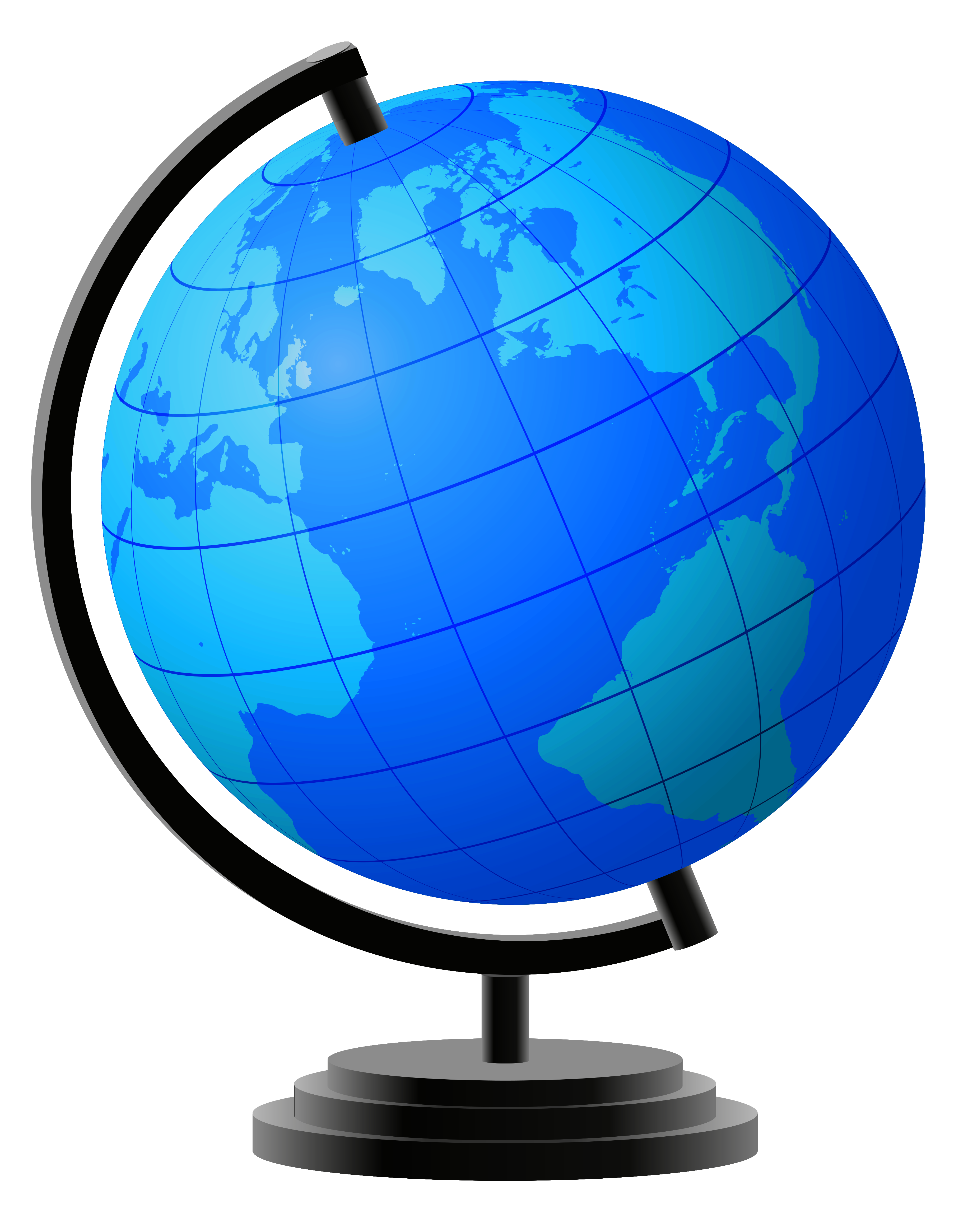 School globe png image. Planet clipart display