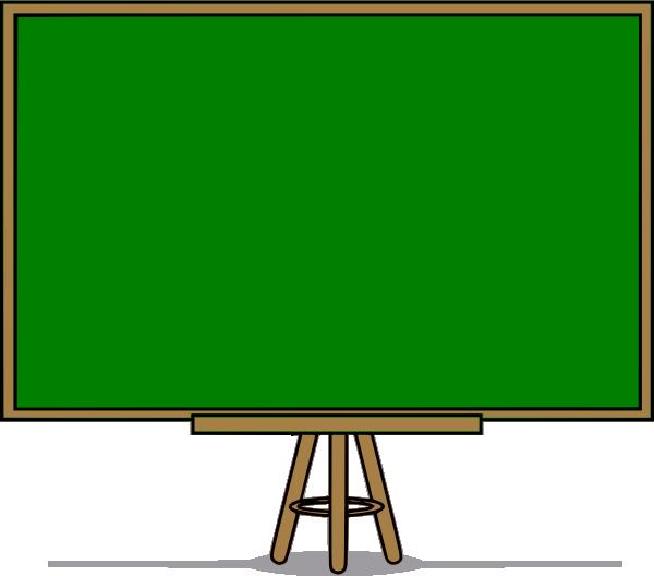 preschool clipart chalkboard