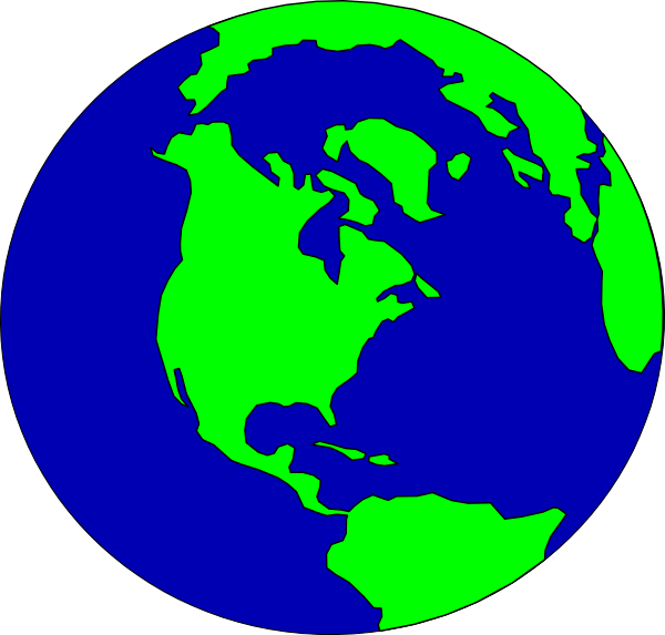 Globe clipart inhabitant.  collection of no