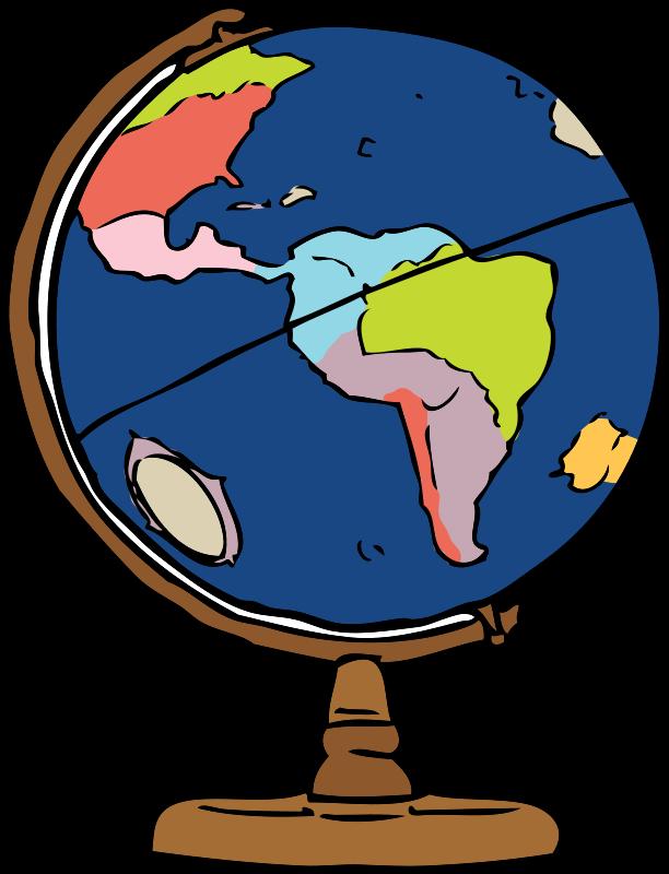 globe clipart gambar