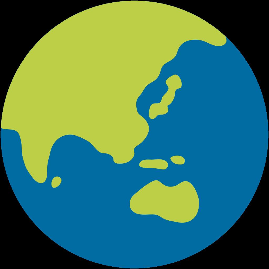 Clipart globe current event. File emoji u f