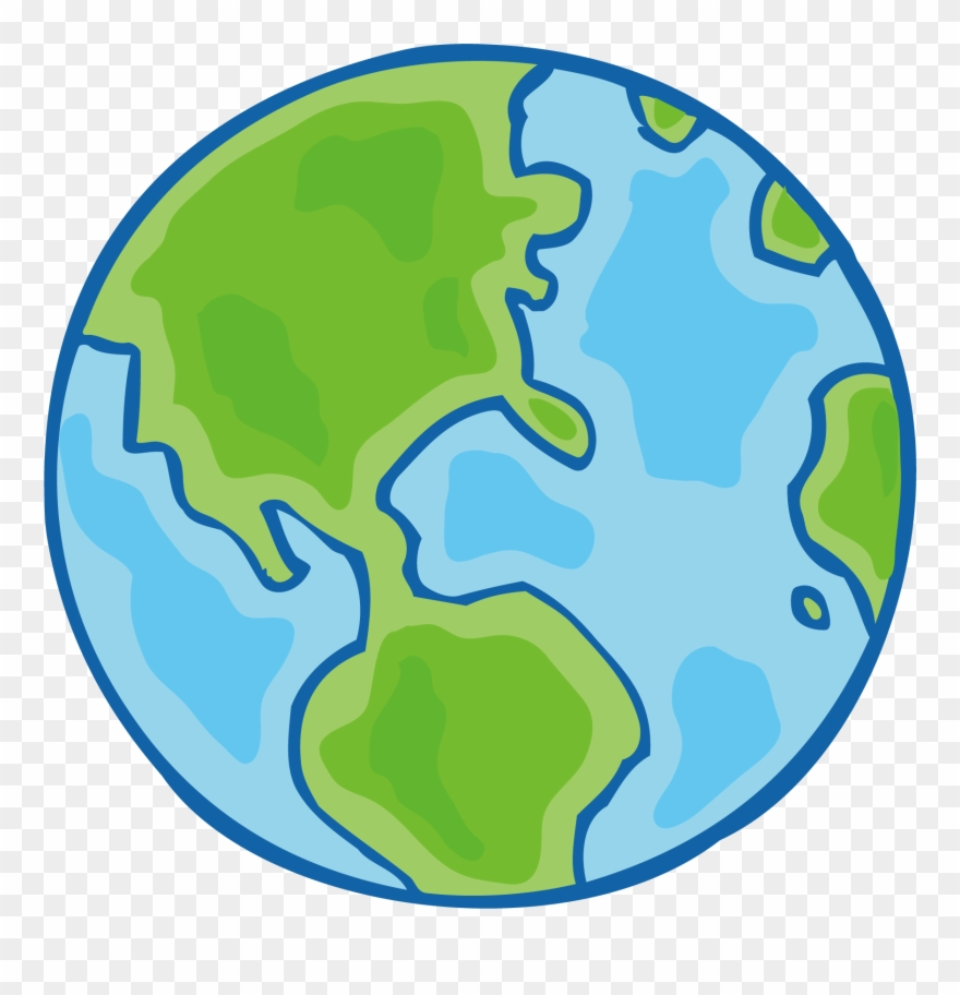 Earth clipart drawing, Earth drawing Transparent FREE for ...