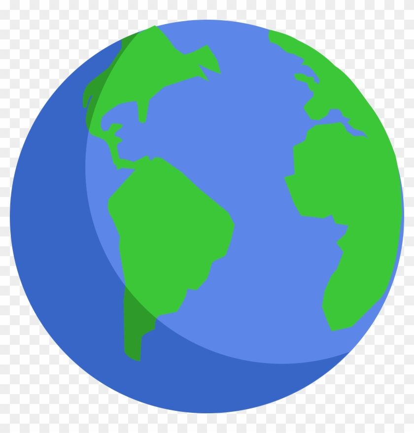 Cliparts making the web. Clipart globe easy