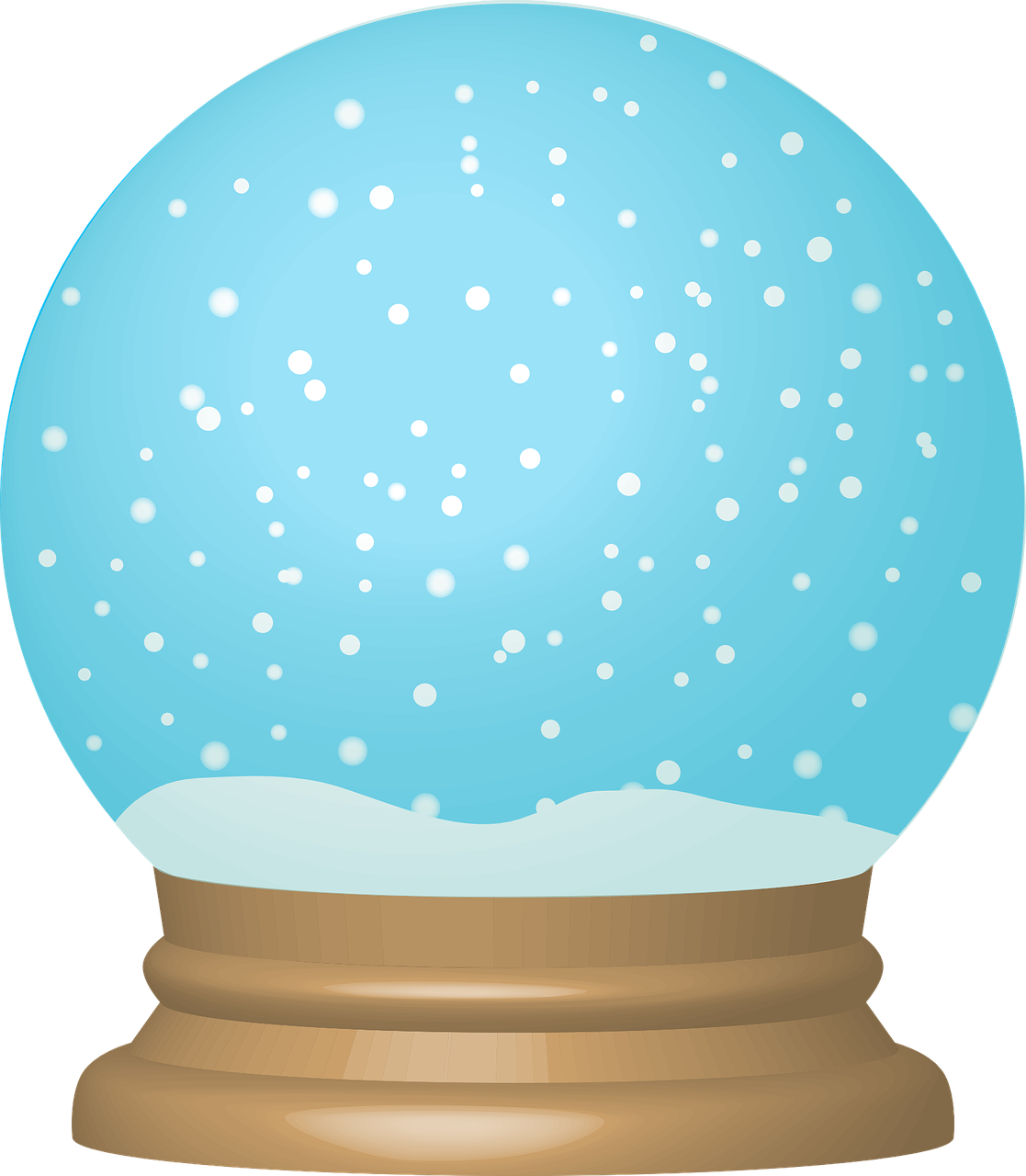 Clipart world clip art.  collection of snow