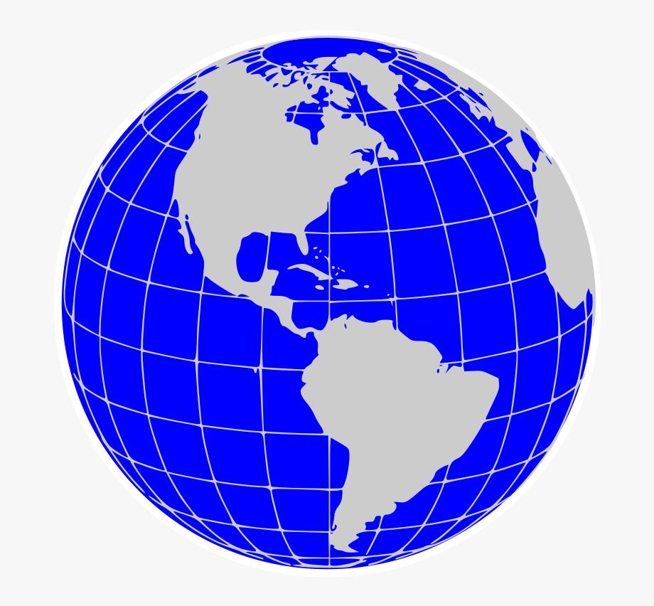 Clipart globe gambar. Clip art at clker