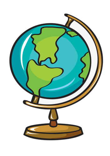 Clipart globe geography. Pull material free image