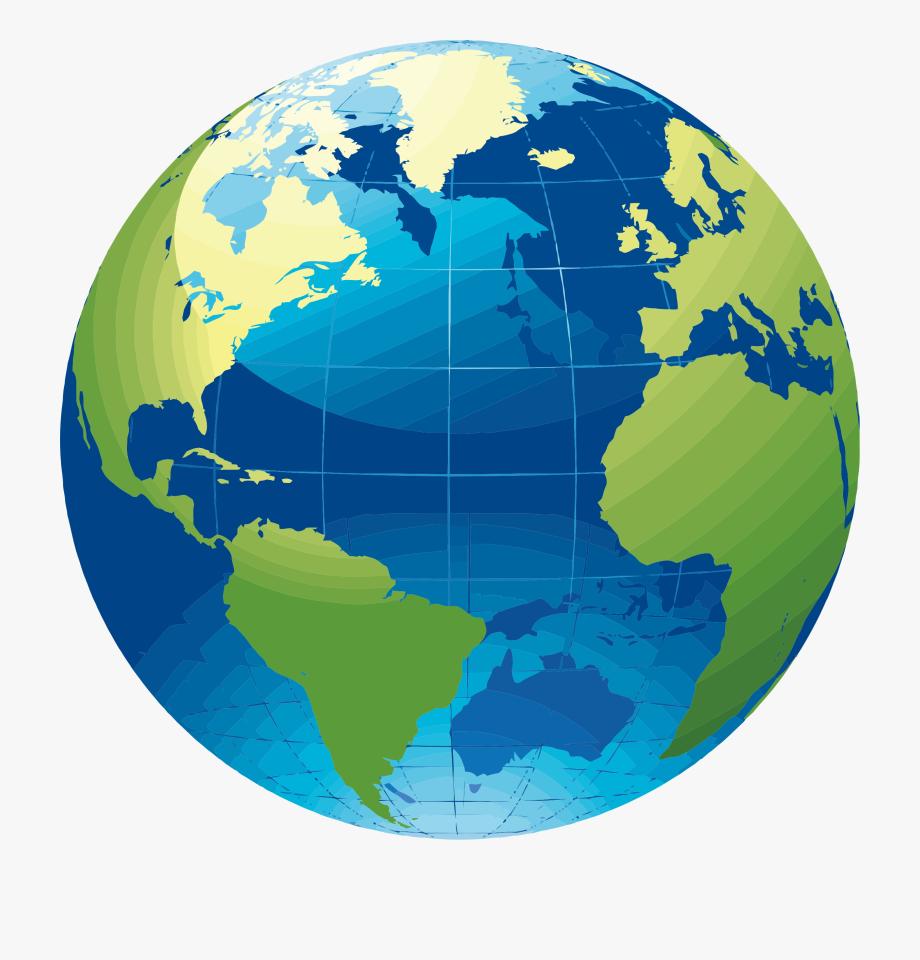 Map vivid at png. Clipart globe globe world