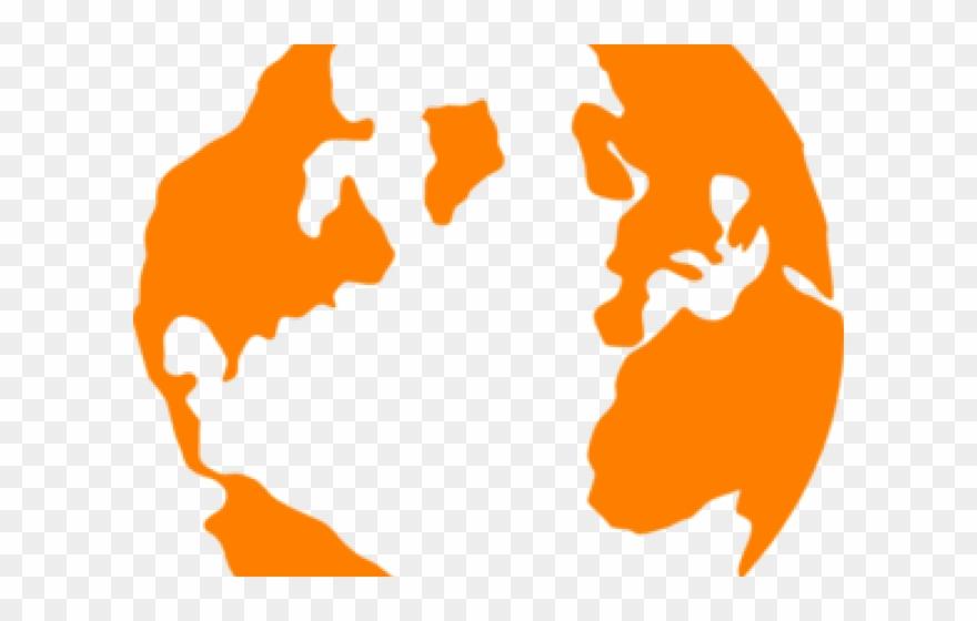 Globe clipart orange. Change you wish to