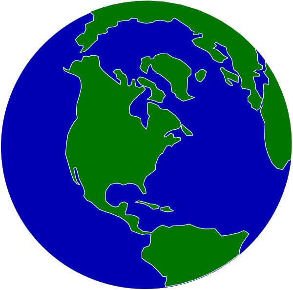 Planets clipart animated globe. Cartoon flat clip art