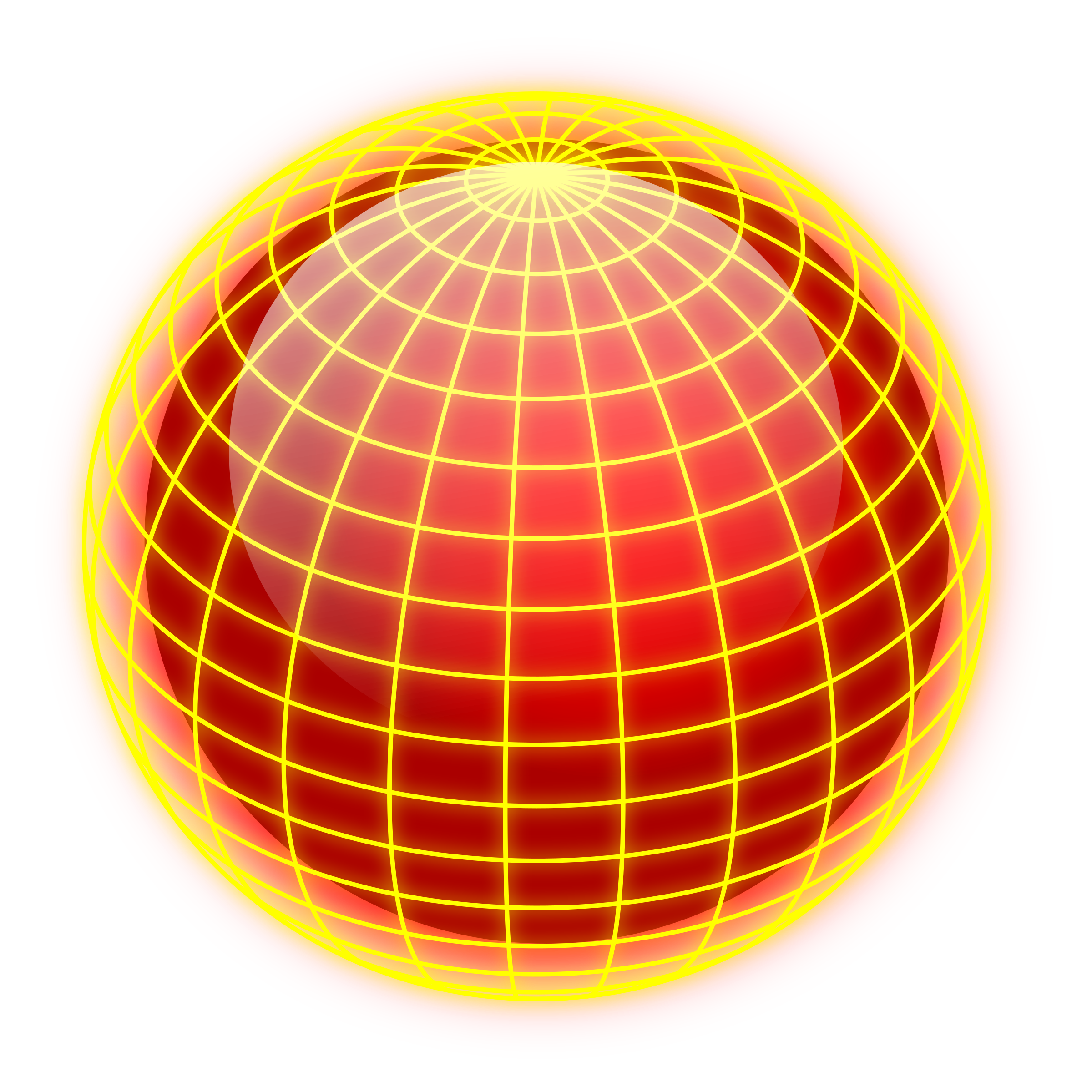 Globe clipart red. Big image png
