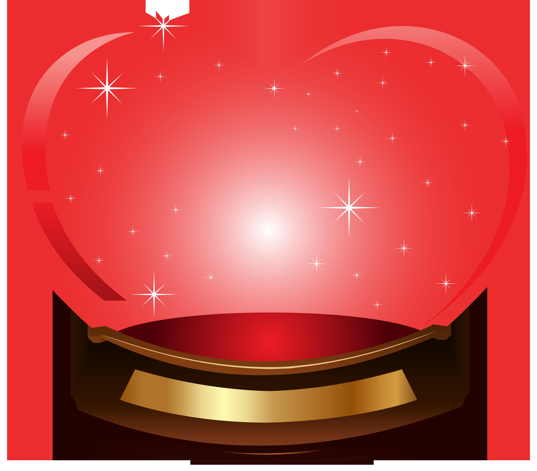 Clip art png image. Globe clipart heart