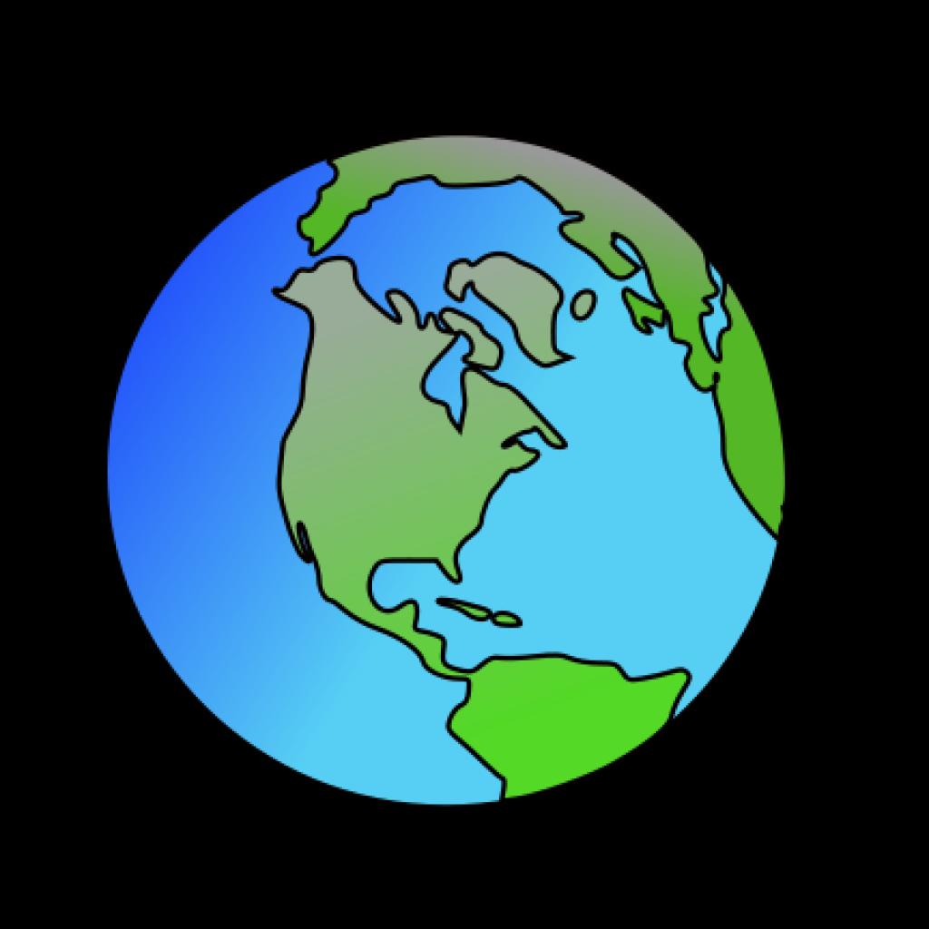 Earth science clip art. Globe clipart teacher