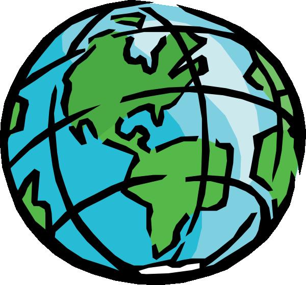 The top best blogs. Globe clipart teacher