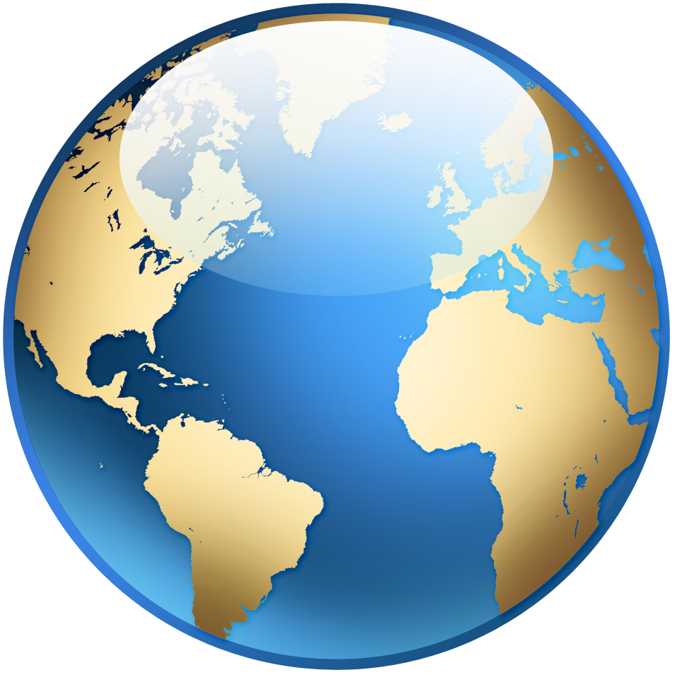 Website clipart globe icon. Png