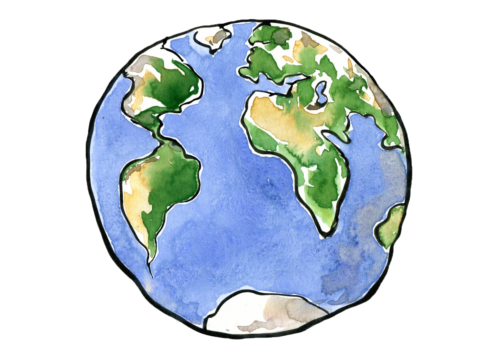 Drawing planet clip art. Clipart earth high quality