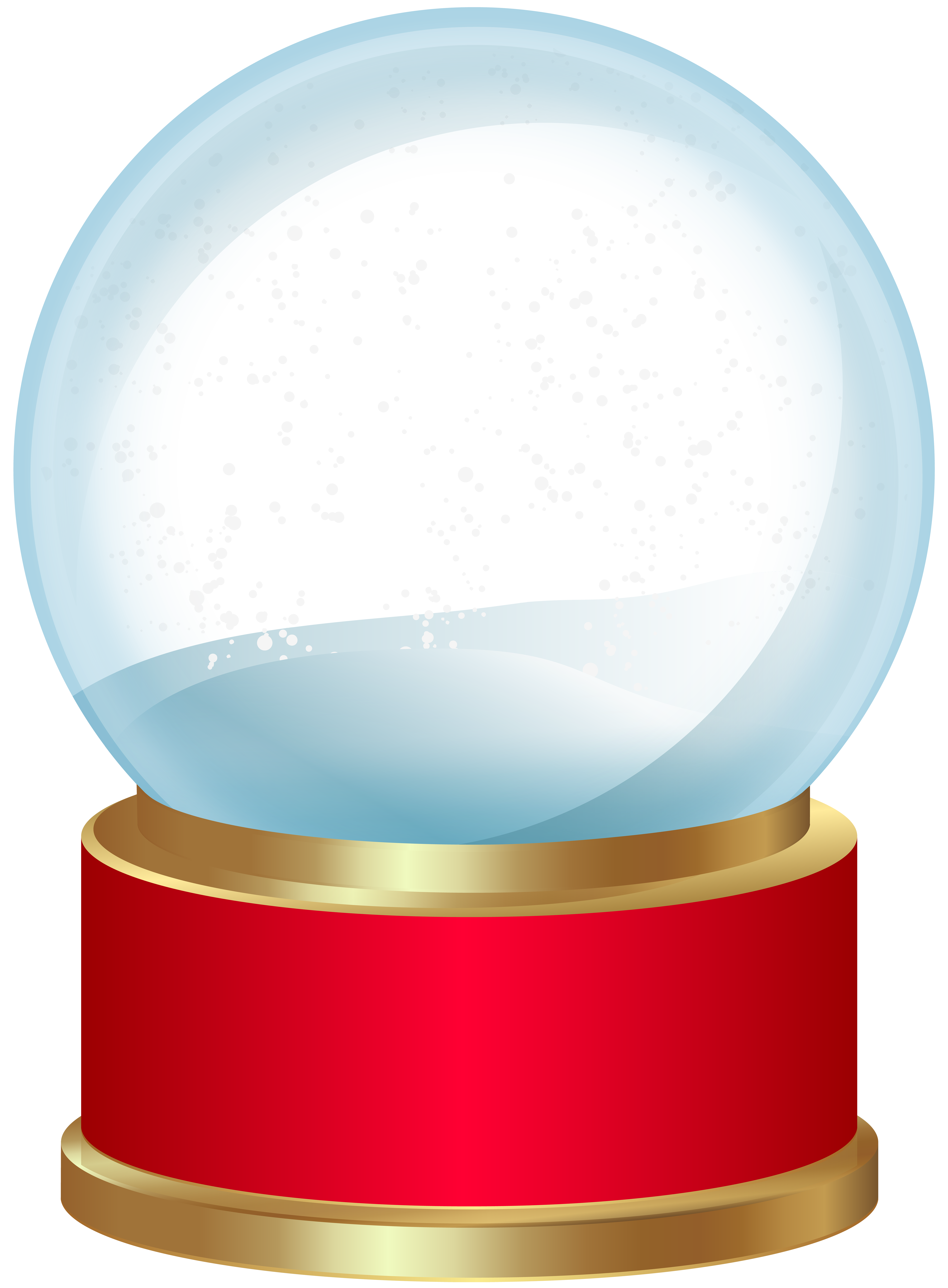 Clipart snow light snow. Christmas globe at getdrawings