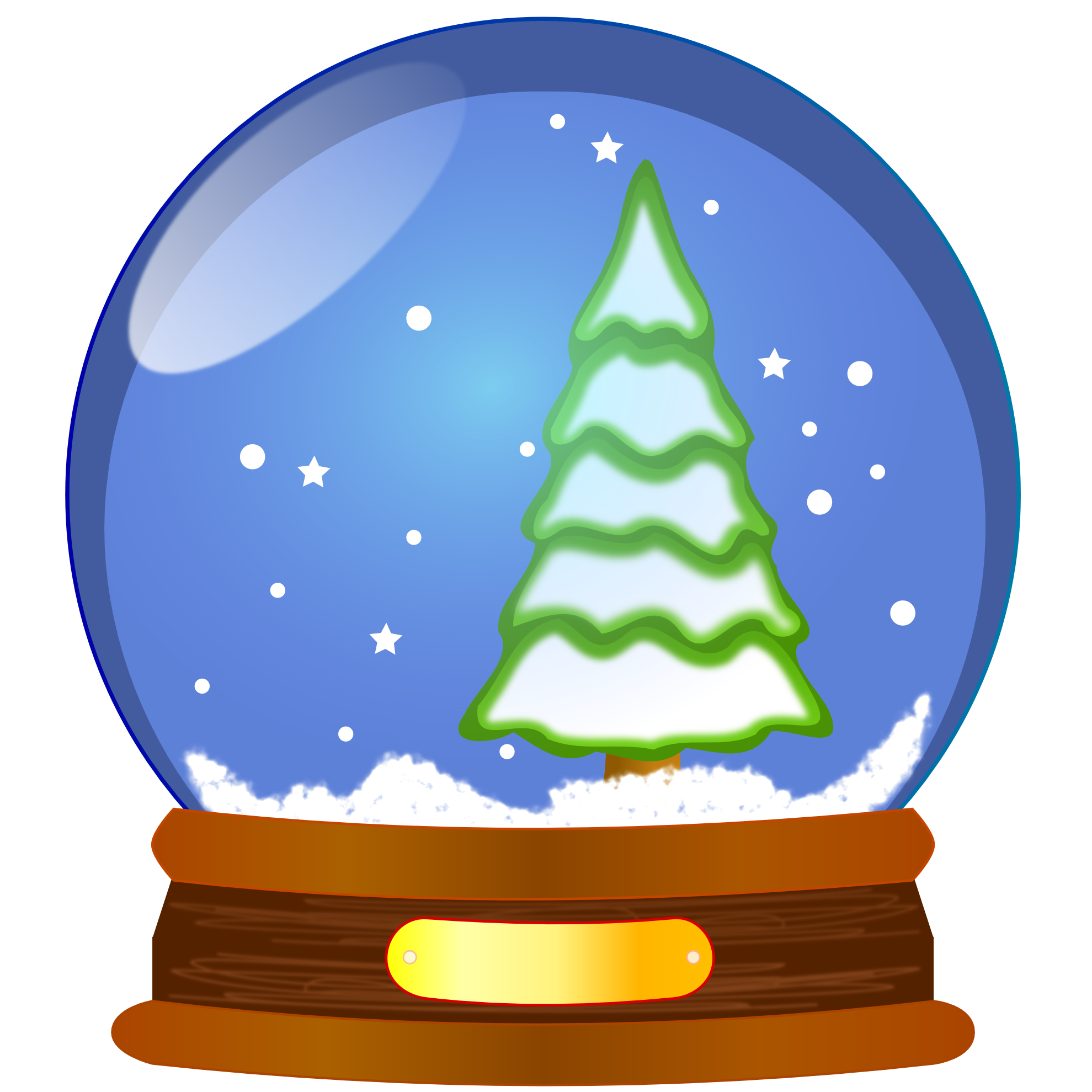 Fireplace clipart winter. Snow globe