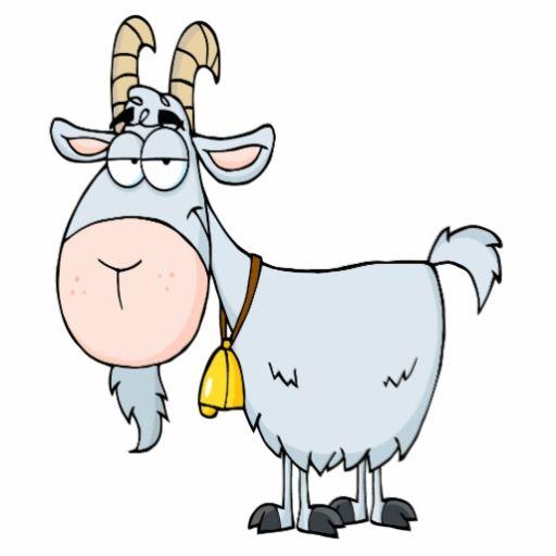 Clip art free download. Clipart goat