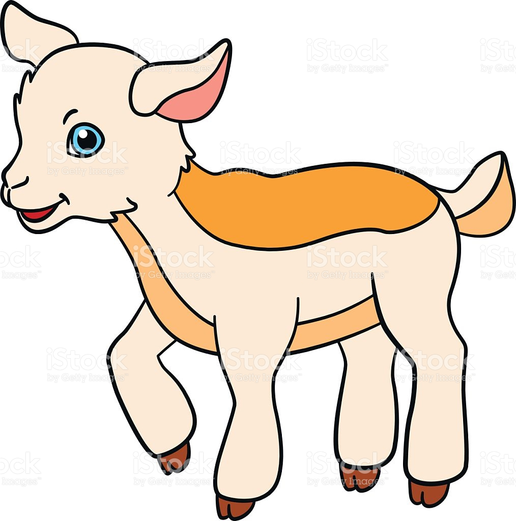 Baby free download best. Goat clipart small goat