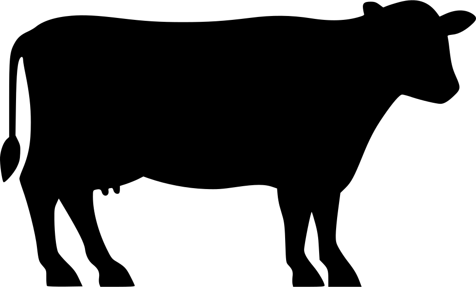 Angus cattle silhouette clip. Longhorn clipart beef cow