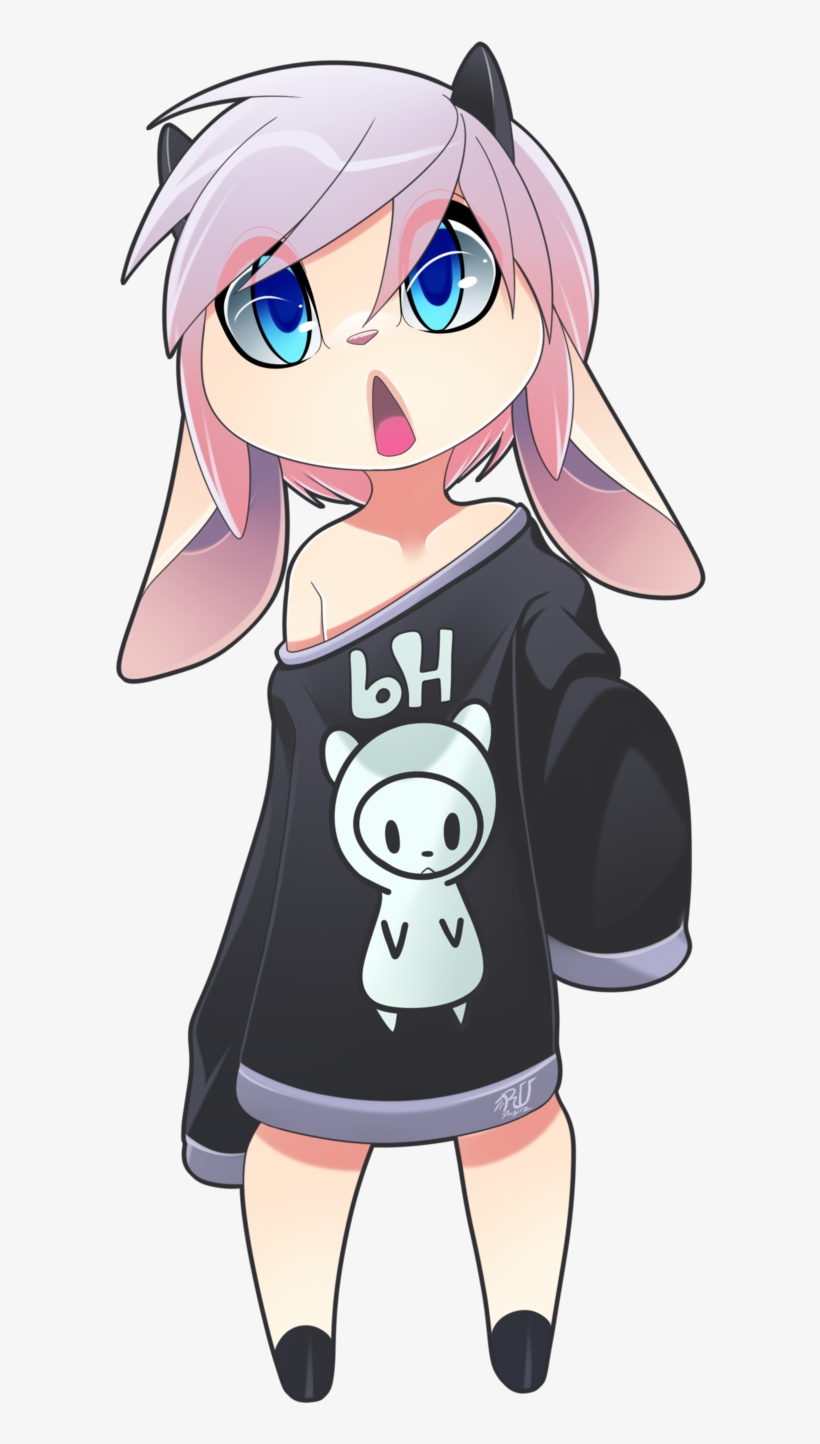 Furry female png image. Clipart goat cute anime