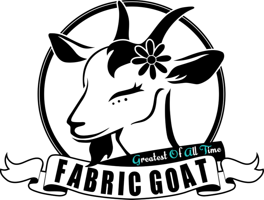 Goat clipart group goat. Policies fabric