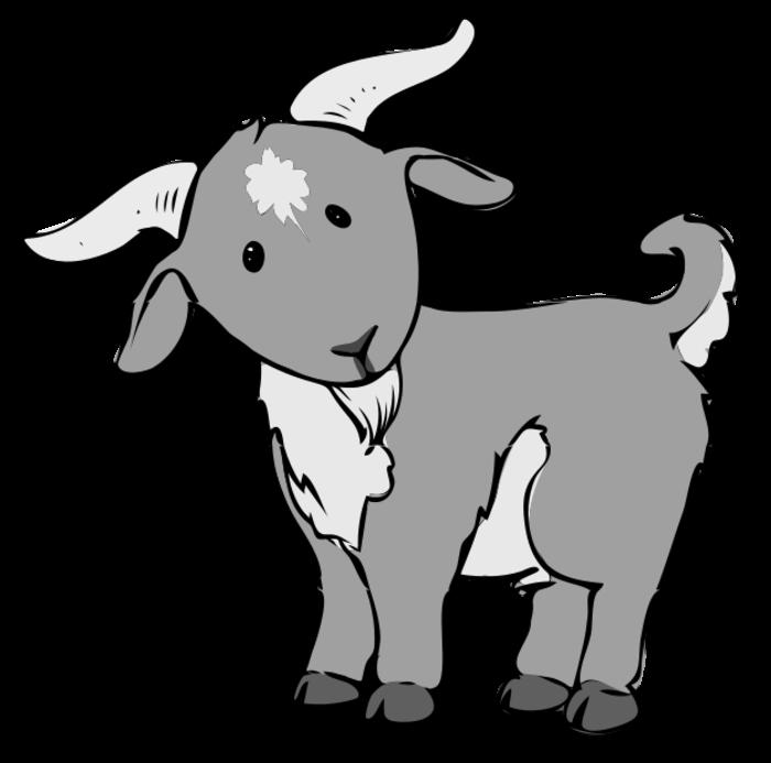 Clipart goat head. Page of clipartblack com