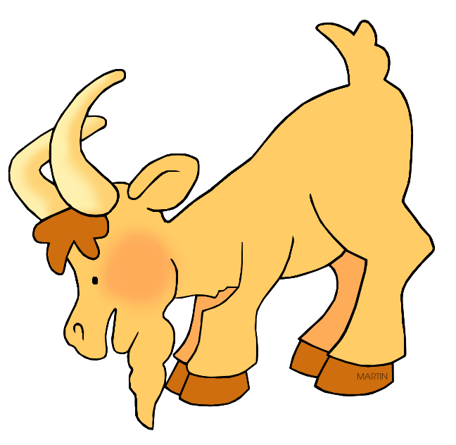 collection of high. Goat clipart horns