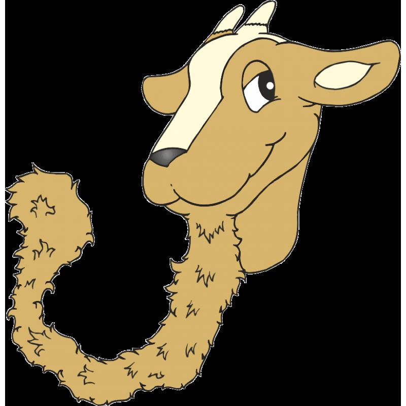 Goats clip art transprent. Goat clipart kiko goat