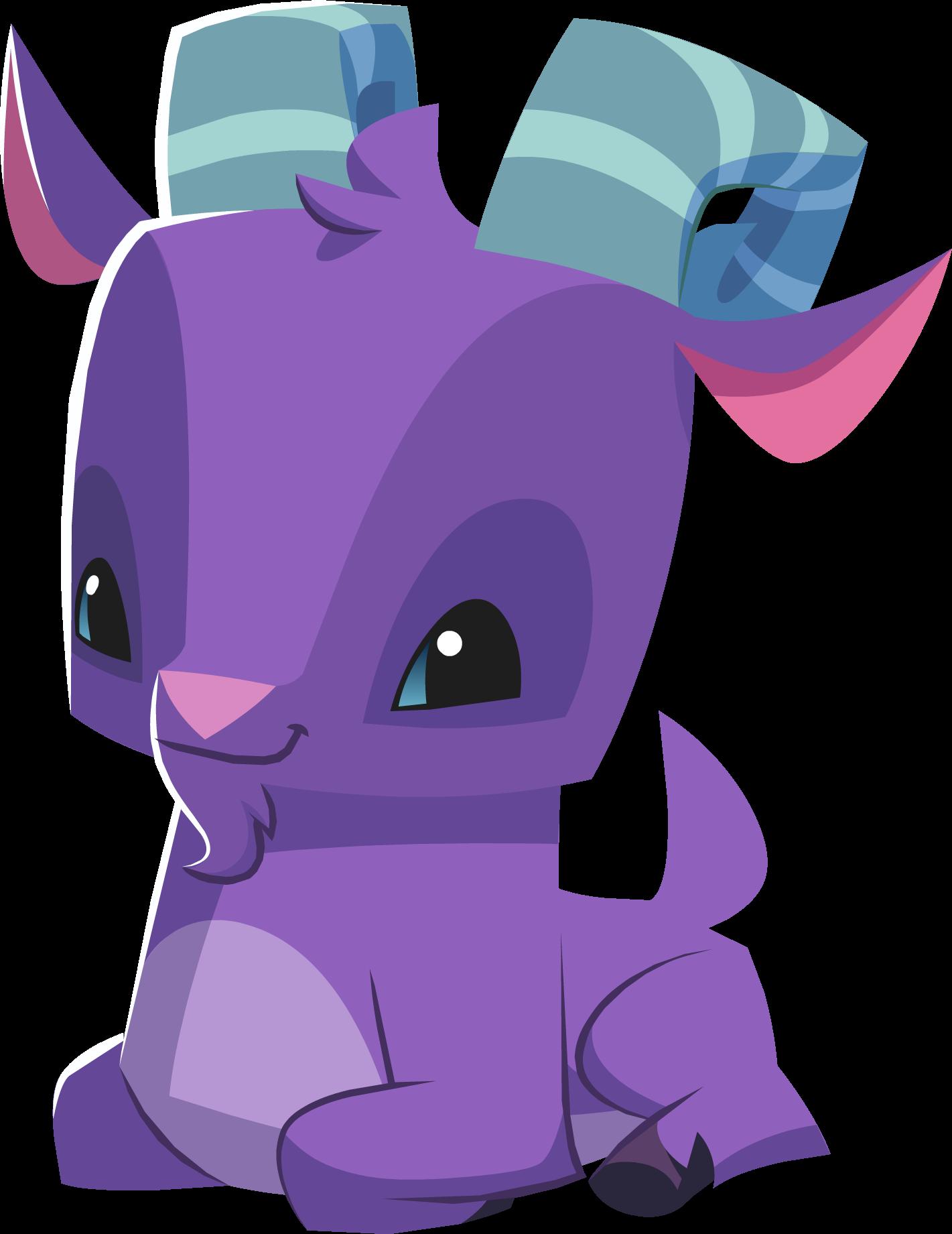 Jam clipart purple. Image goat sitting png
