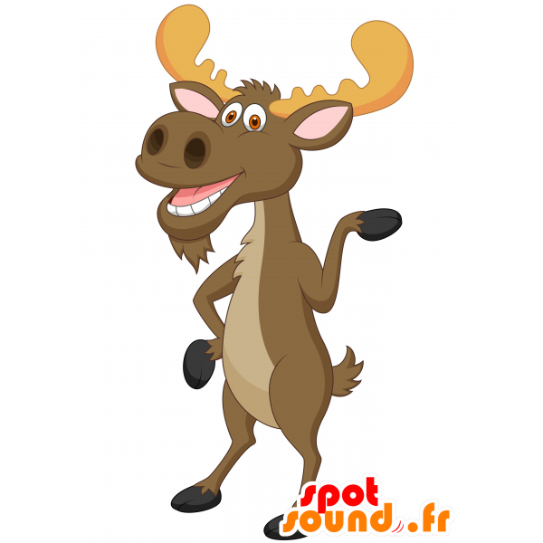Purchase caribou moose with. Clipart goat mascot