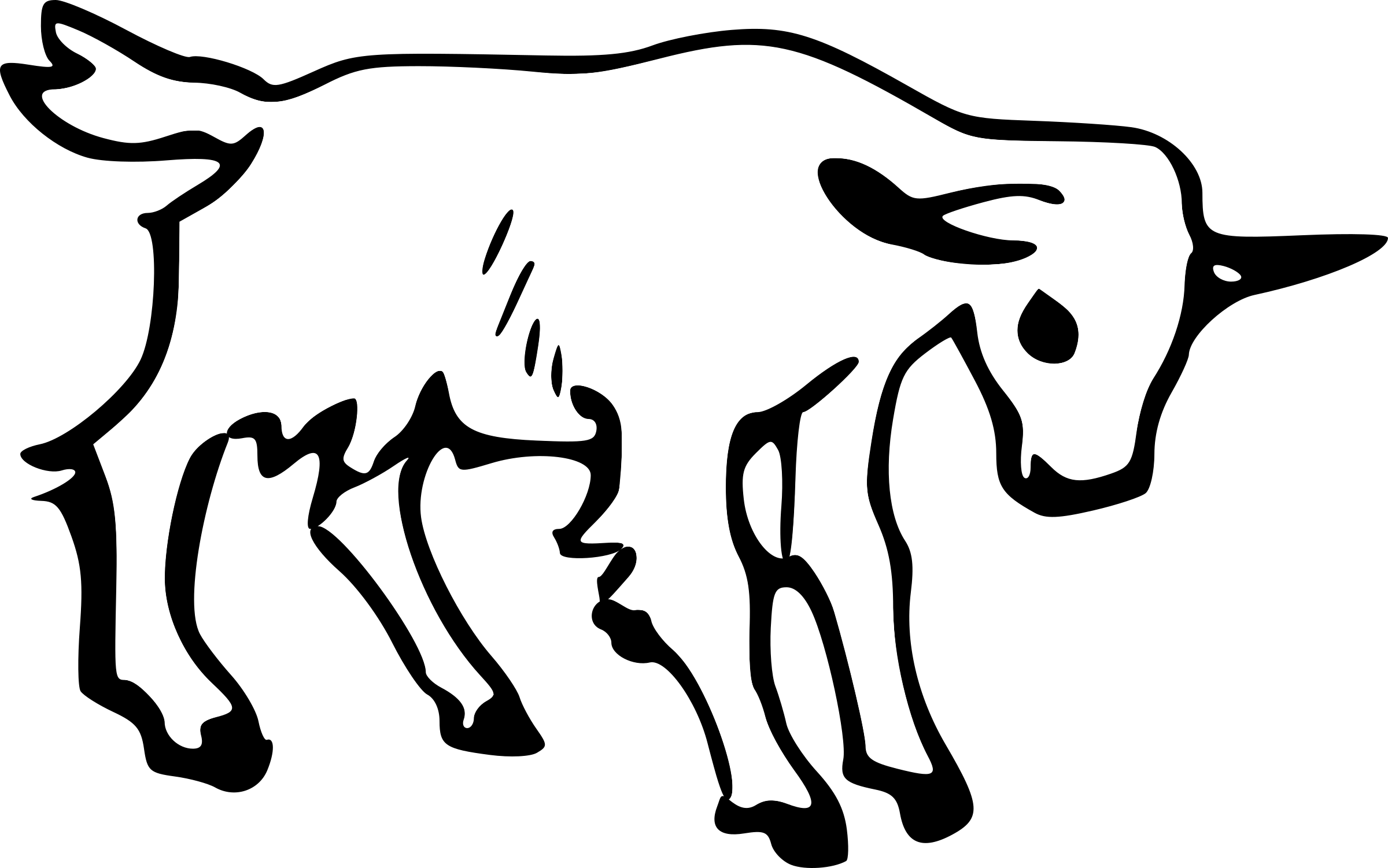 Goat clipart big goat. With white fill icons