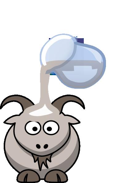 Clip art at clker. Clipart milk goat milk