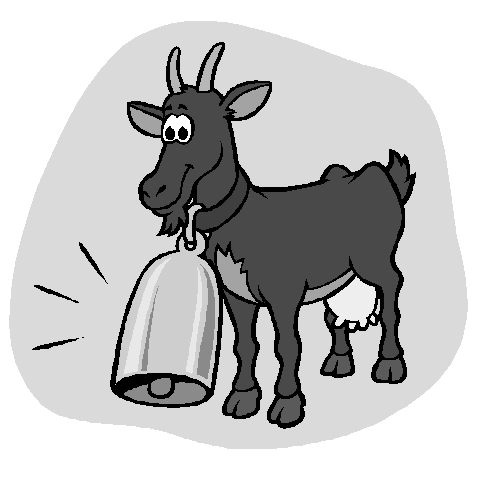 Goat clipart nanny goat. Free milk picture of