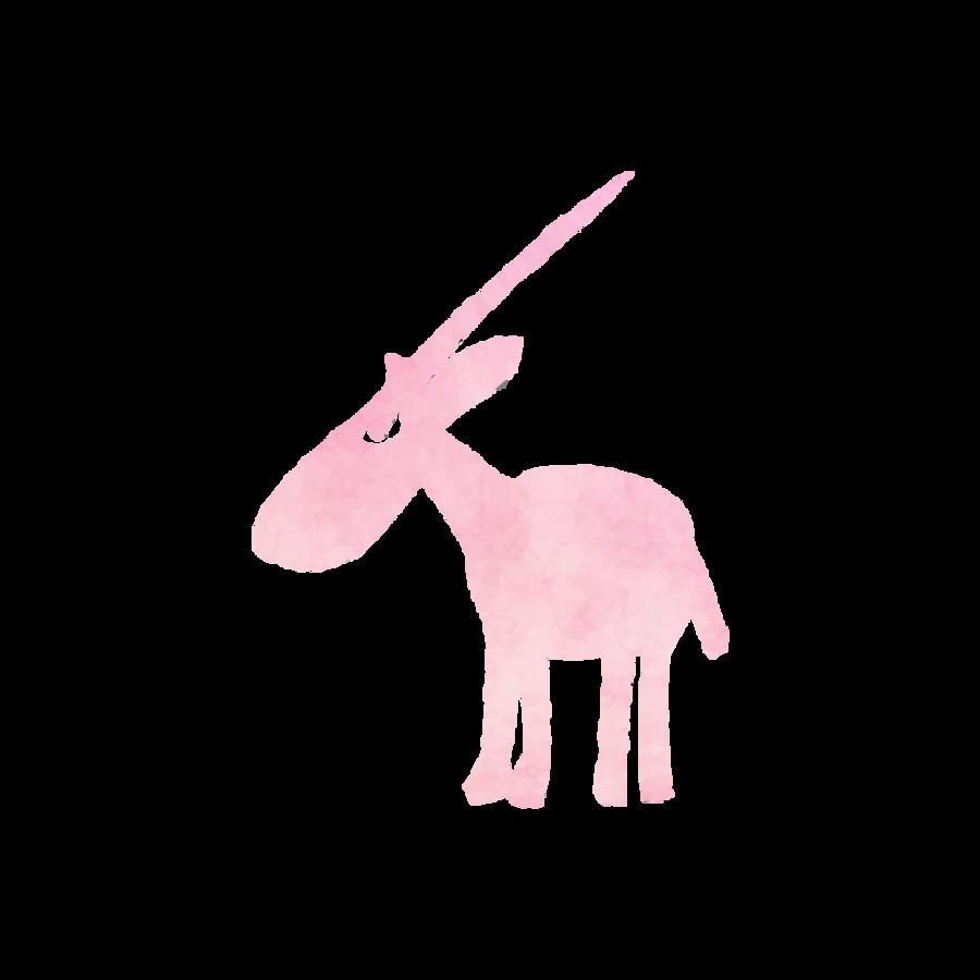 Goat clipart pink. Cartoon goats wildlife transparent