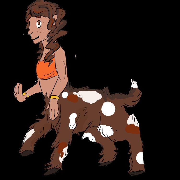 Centaur adopt by albinorudolph. Clipart goat pygmy goat