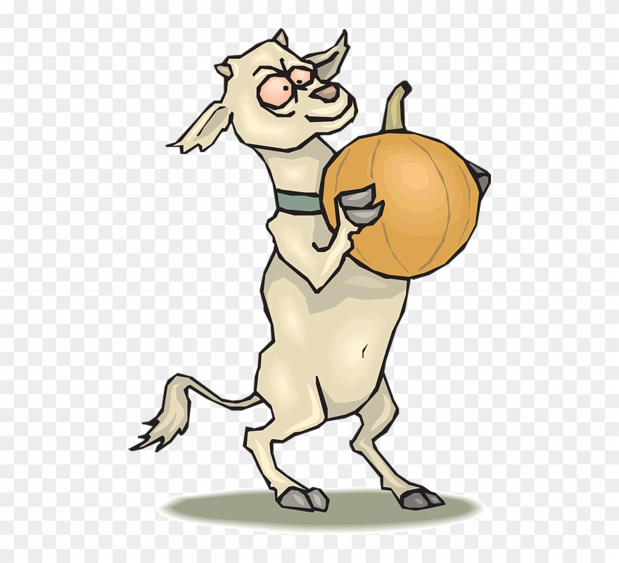 Goat clipart standing. Silly cliparts buy clip