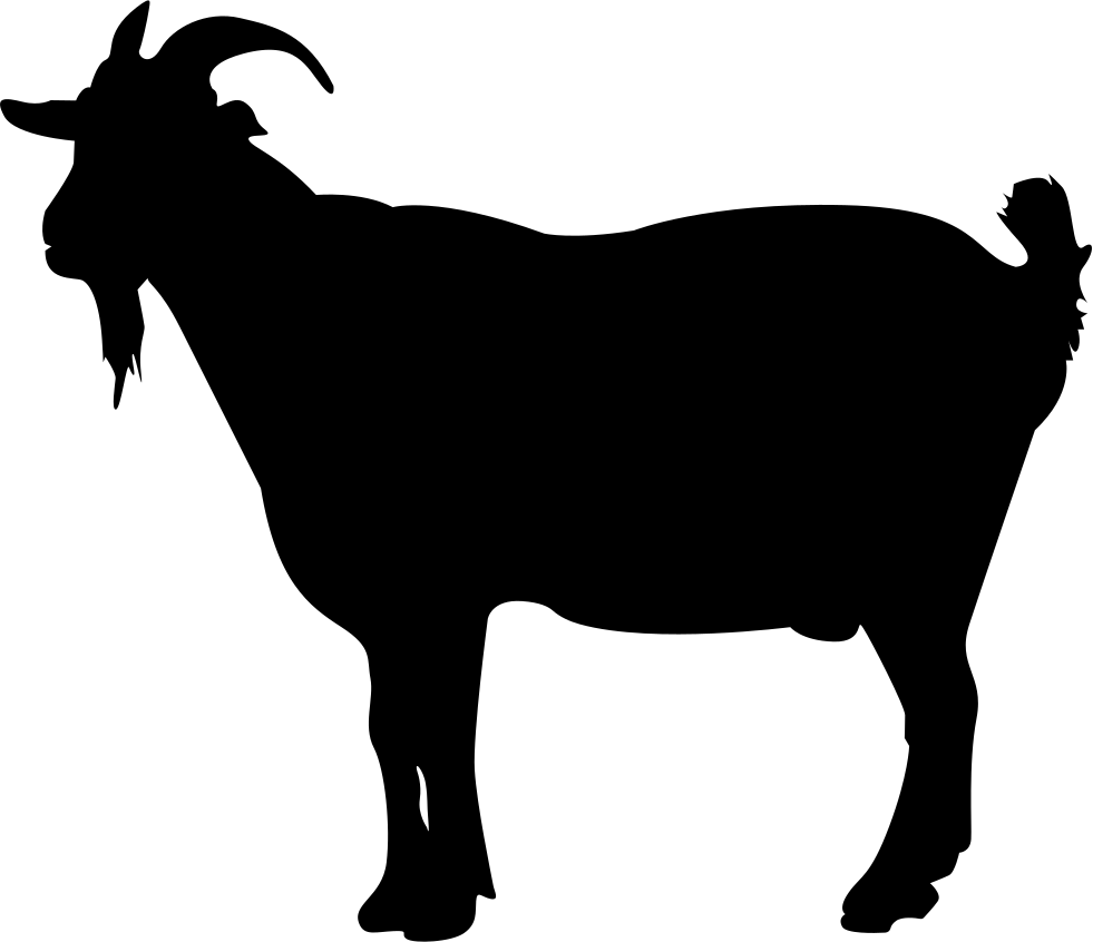 Download 15+ Free Goat Svg File PNG Free SVG files   Silhouette and ...