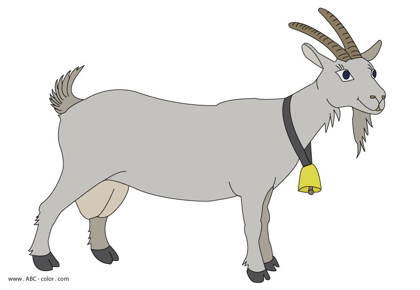 collection of transparent. Goat clipart grey goat