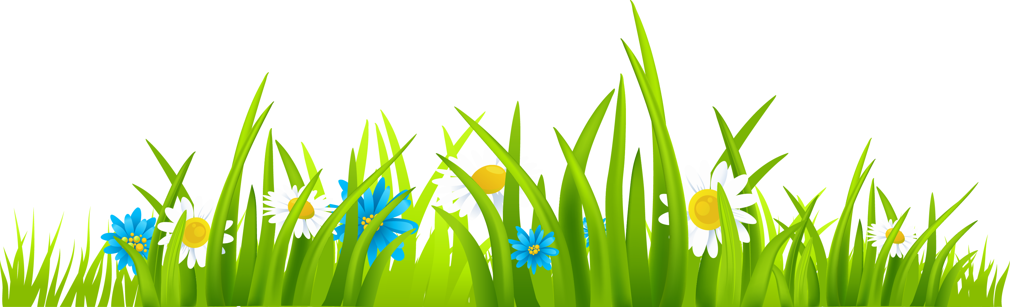 Clipart grass banner.  collection of green