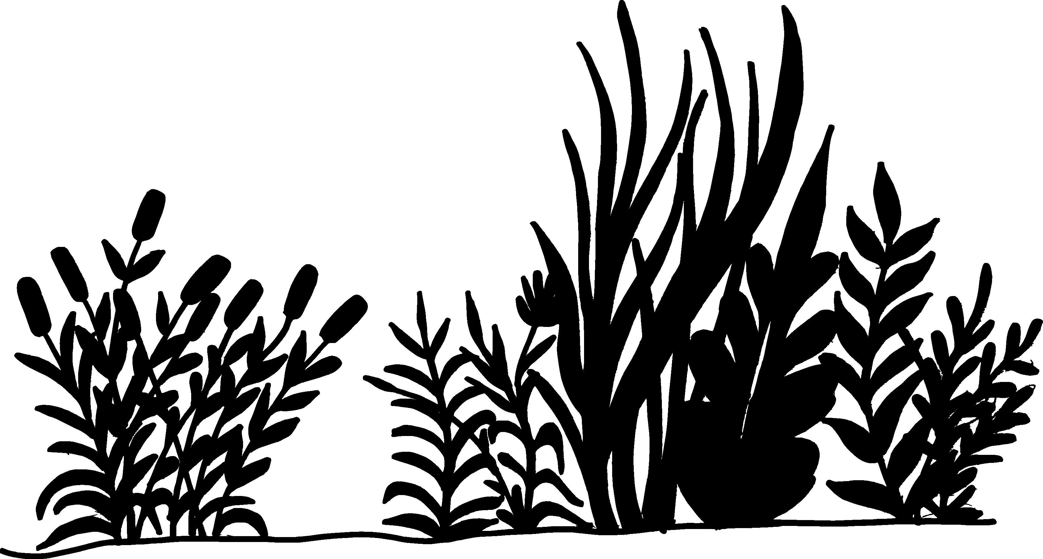 Clipart grass black and white. Silhouette desktop wallpaper clip