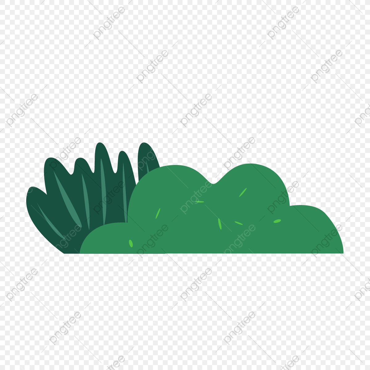 The illustration png . Clipart grass cute