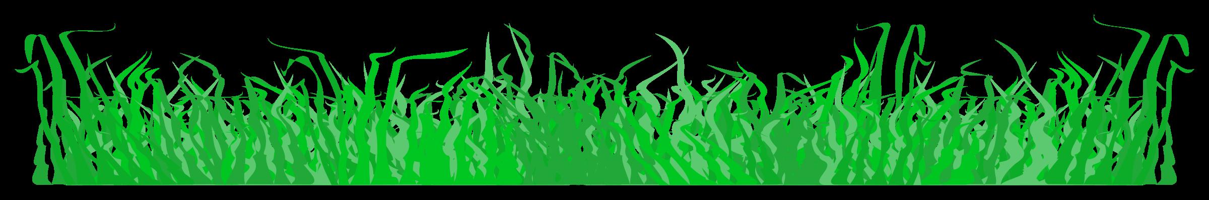 . Clipart grass divider