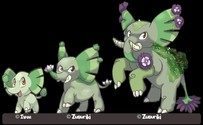 Pokemon time of rebellion. Clipart grass elephant grass